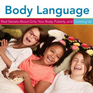 Body Language Book for Girls cover