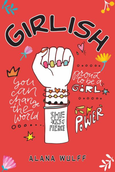 Book cover image of Girlish by Alana Wulff
