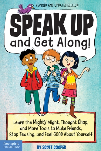 Cover image for Speak Up and Get Along by Scott Cooper