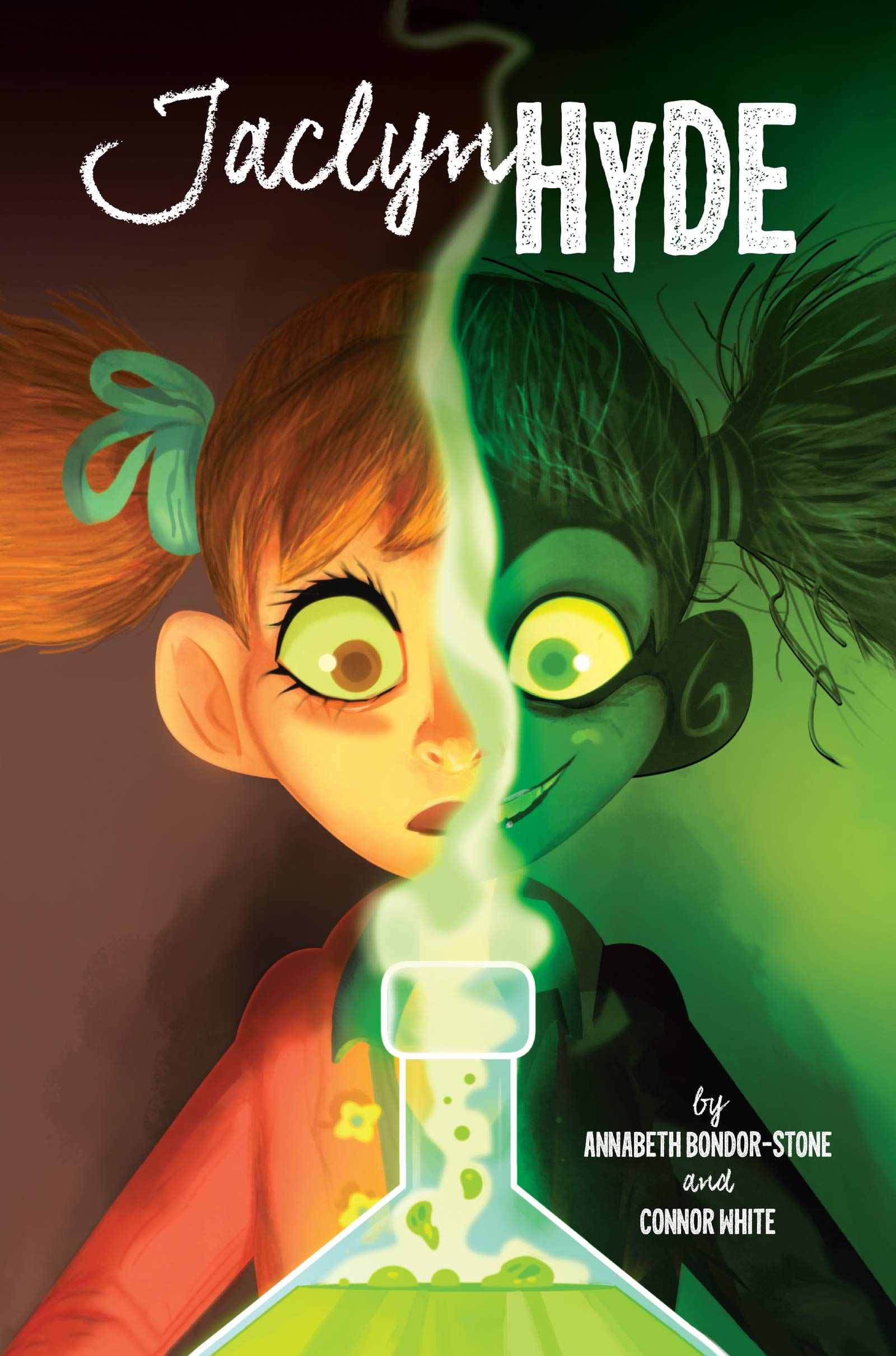 Book cover image for Jaclyn Hyde by Annabeth Bondor-Stone and Connor White