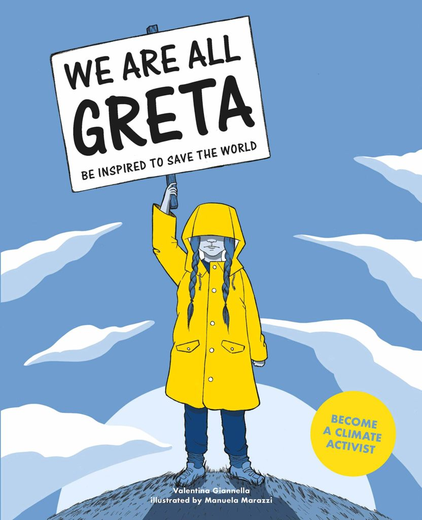 Book cover image for We Are All Greta