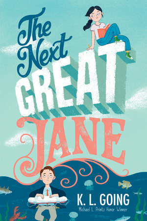 Book cover image for The Next Great Jane by K.L. Going
